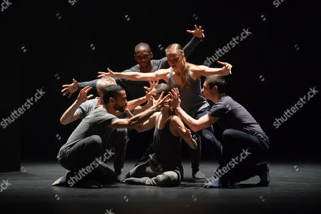 Editorial image of BETROFFENHEIT by Kidd Pivot/Electric Company Theatre, Sadler's Wells, London, Britain - 31 May 2016