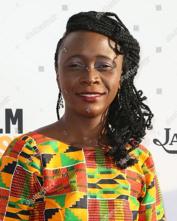 Stock Picture of Leila Djansi