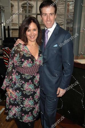 Arlene Phillips and Anton Du Beke