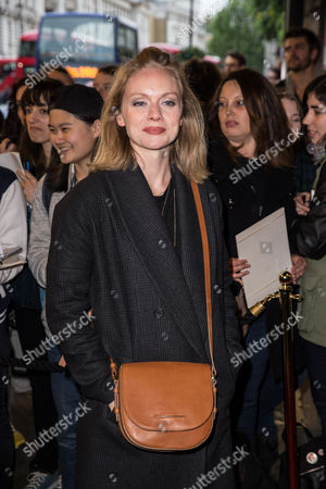 Editorial photo of 'The Spoils' play press night, London, Britain - 02 Jun 2016
