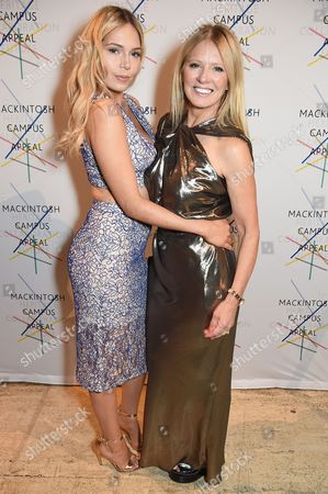 Editorial picture of The Mackintosh Campus Appeal Gala Dinner and Auction, New York, America - 02 Jun 2016