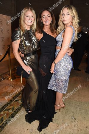 Editorial photo of The Mackintosh Campus Appeal Gala Dinner and Auction, New York, America - 02 Jun 2016