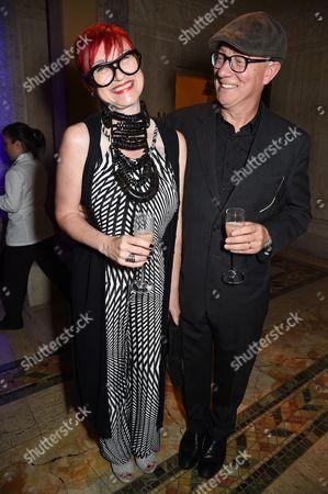 Gerri McGlone and Gerard Burns