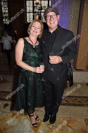 Stock Image of Ellen Burns and Gerard Burns