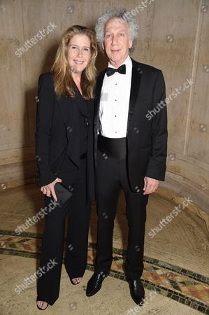 Stock Picture of Elizabeth Gregory Gruen and Bob Gruen