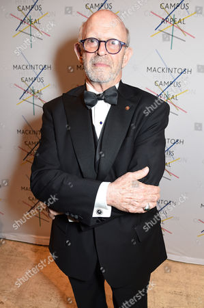 Editorial image of The Mackintosh Campus Appeal Gala Dinner and Auction, New York, America - 02 Jun 2016