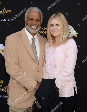 Ted Lange and guest