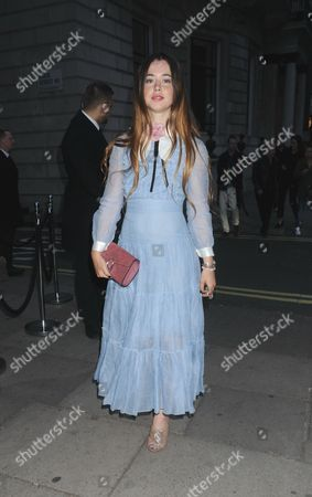 Editorial photo of Gucci Resort show, After Party, London, Britain - 02 Jun 2016