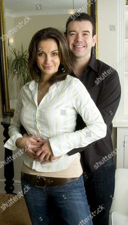 Melissa Porter with boyfriend Dominic Higgins