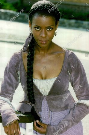 Actress Josette Simon As She Appears In The Tv Programme: Henry Iv. Box 646 22711156 A.jpg.