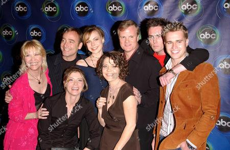 The cast of 'Sons and Daughters' - Dee Wallace Stone, Fred Goss, Gillian Vigman, Amanda Walsh, Alison Quinn, Jerry Lambert, Desmond Harrington and Randy Wayne