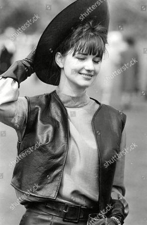 Marina Warner 16-year-old Daughter Of Sir Pelham Warner. Fashion At The 4th Of June Celebrations At Eton College. Box 647 501121516 A.jpg.