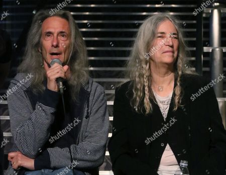 Lenny Kaye, Patti Smith
