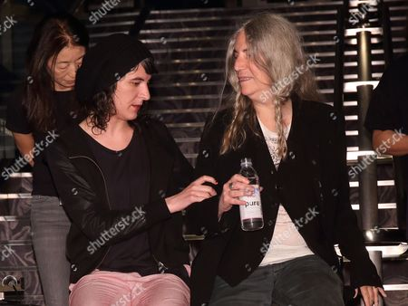 Jessie Smith, Patti Smith