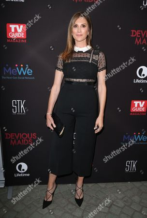 Editorial photo of 'Devious Maids' TV series Season 4 premiere, Los Angeles, America - 02 Jun 2016