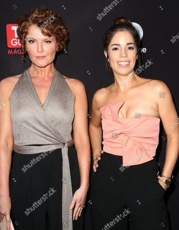 Rebecca Wisocky, Ana Ortiz
