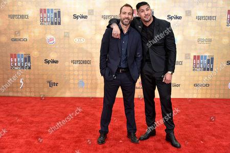 Brendan Schaub and Bryan Callen