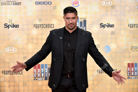 Editorial image of Spike Guys Choice Awards, Arrivals, Los Angeles, America - 04 Jun 2016