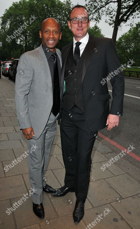 Andy Abraham and Ian Royce