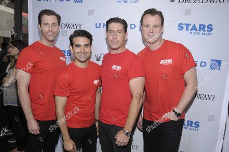 Stock Picture of Richard H. Blake, Michael Lomenda, Mauricio Perez, Quinn VanAntw