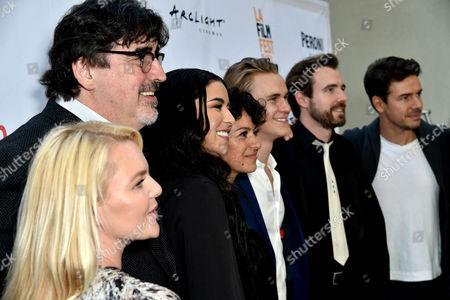 Editorial image of 'Paint It Black' film premiere, Arrivals, LA Film Festival, Los Angeles, America - 03 Jun 2016