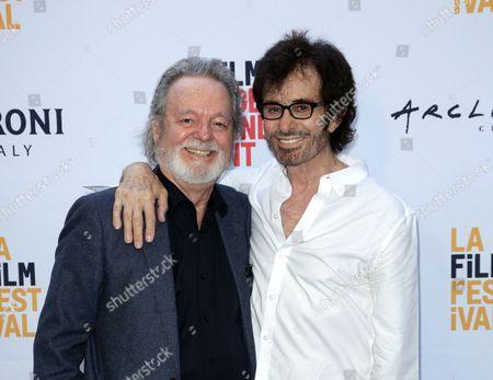 Russ Tamblyn and George Chakiris