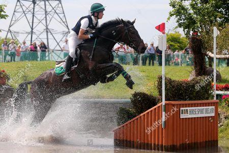 Editorial image of 2016 Tattersalls International Horse Trials, Ratoath, Co. Meath, Ireland - 4 Jun 2016