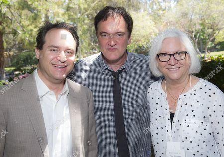 Brian Kite, Quentin Tarantino, Teri Schwartz