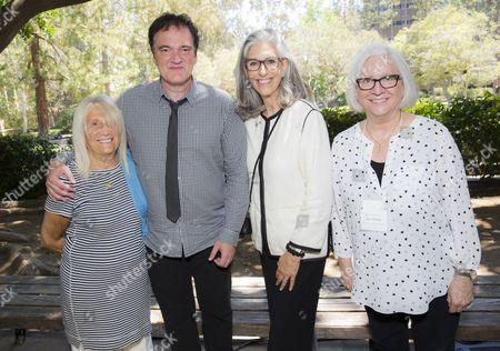 Barbara Boyle, Quentin Tarantino, Deborah Nadoolman Landis, Teri Schwartz
