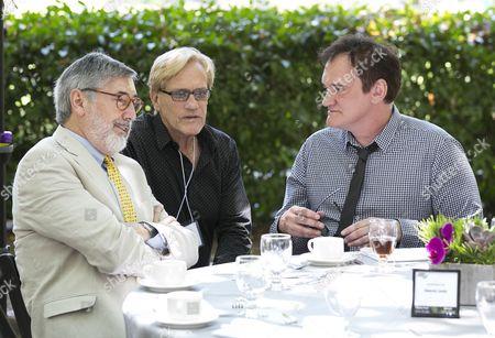 John Landis, Randal Kleiser, Quentin Tarantino