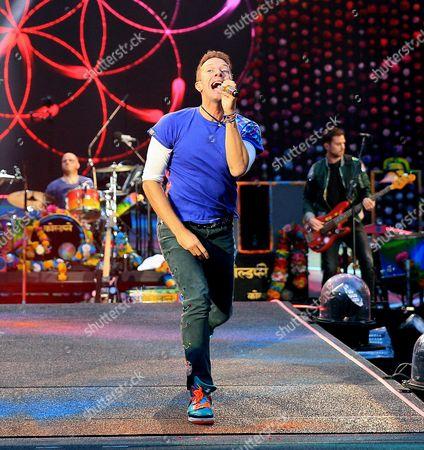 Coldplay - Chris Martin, Will Buckland, Guy Berryman