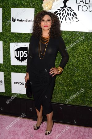 Editorial photo of 8th Annual Women of Excellence Luncheon Fundraiser For LadyLike Foundation, Los Angeles, America - 04 Jun 2016