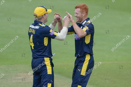 Editorial image of Hampshire County Cricket Club v Essex County Cricket Club, Royal London One Day Cup - 5 Jun 2016