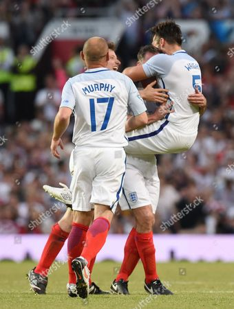 Danny Murphy and Mark Wright