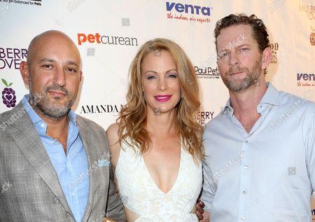 Stock Image of Jeff Wachtel, Alison Eastwood, Stacy Poitras