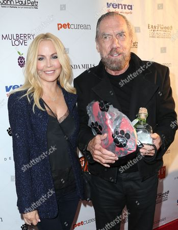 Editorial picture of 2nd Annual Art for Animals Fundraiser Evening For Eastwood Ranch Foundation, Los Angeles, America - 04 Jun 2016
