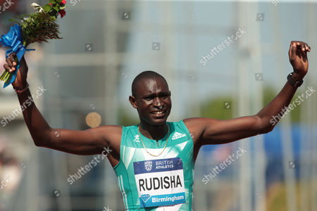 David RUDISHA KEN winner of the 600m Men Race
