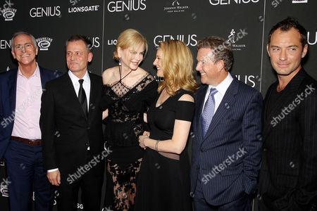 A. Scott Berg (Author), Michael Grandage (Director), Nicole Kidman, Laura Linney, John Logan, Jude Law