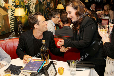 Stock Photo of Jude Law, Jane Owen