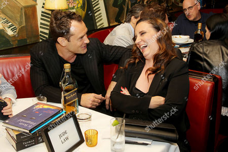 Stock Picture of Jude Law, Jane Owen