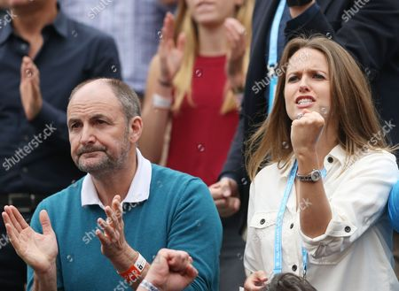 Editorial picture of Tennis - French Open - Roland Garros 2016 Day Fifteen Roland Garros, Paris, France - 6 Jun 2016