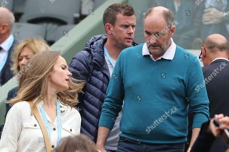 Editorial photo of Tennis - French Open - Roland Garros 2016 Day Fifteen Roland Garros, Paris, France - 6 Jun 2016