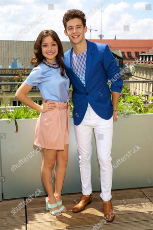 Editorial picture of Disney Channel 'Soy Luna' photocall at the Hotel Bayerischer Hof, Munich, Germany - 06 Jun 2016
