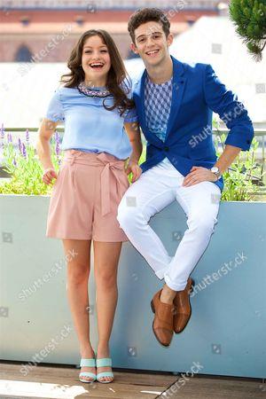 Editorial photo of Disney Channel 'Soy Luna' photocall at the Hotel Bayerischer Hof, Munich, Germany - 06 Jun 2016