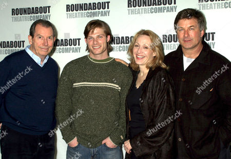 Richard Easton, Chris Carmack, Jan Maxwell, Alec Baldwin