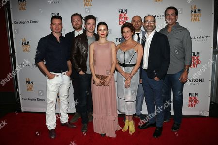 Editorial picture of 'Opening Night' film premiere, Los Angeles, America - 03 Jun 2016