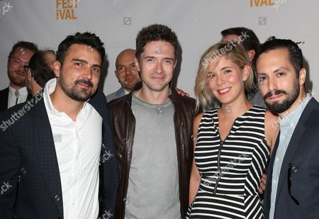 Editorial photo of 'Opening Night' film premiere, Los Angeles, America - 03 Jun 2016