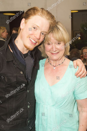 Freddie Fox (Bottom/Demetrius) and Joanna David