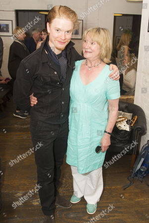 Stock Photo of Freddie Fox (Bottom/Demetrius) and Joanna David