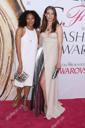 Editorial photo of CFDA Fashion Awards, Arrivals, New York, America - 06 Jun 2016